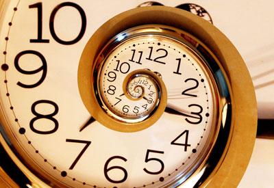 Le temps est élastique